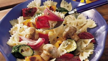 Grilled Veggie-Pasta Salad