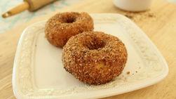 Cinnamon-Chia Power Donuts