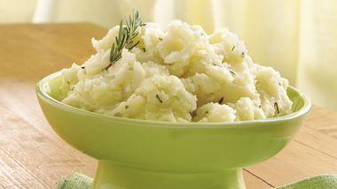 Roasted Garlic Mashed Potatoes