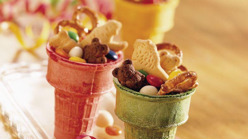 Crunchy Snack Mix