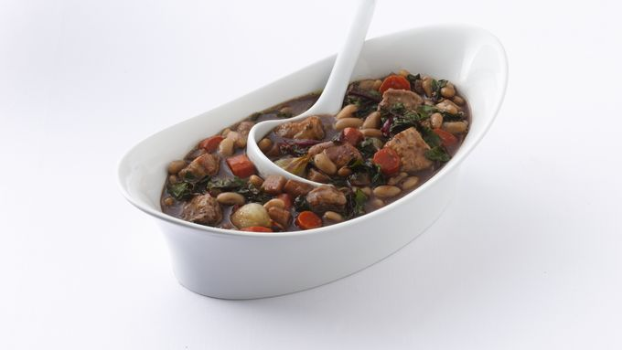 Just-in-Time Pork Stew