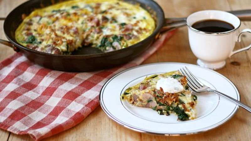 Black Friday Breakfast Frittata