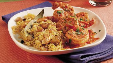Almond-Coated Shrimp (Moghalai Jhinga)