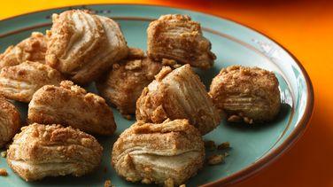 Crunchy Biscuit Bites