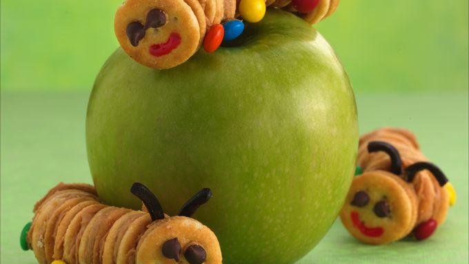 Crackerpillars