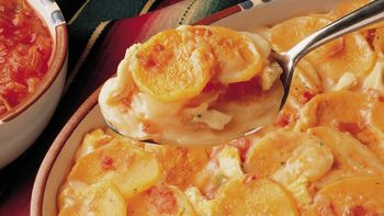 Potatoes and Chicken Fiesta