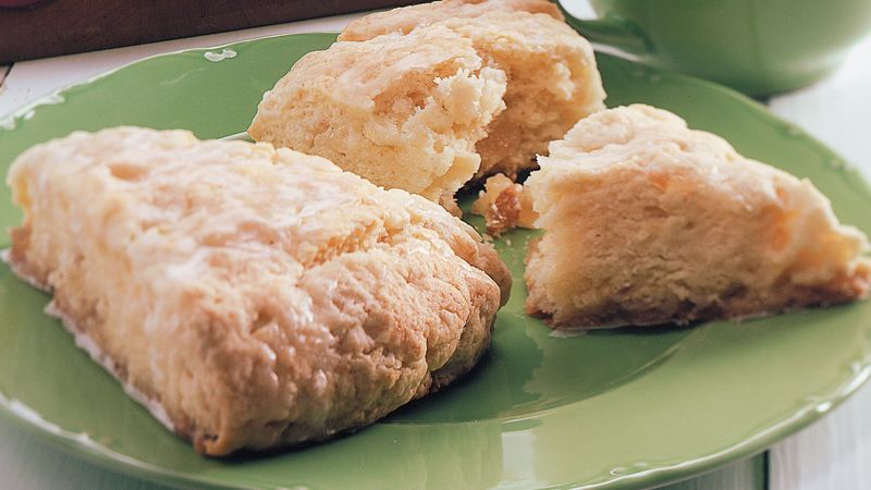 Apple-Ginger Scones
