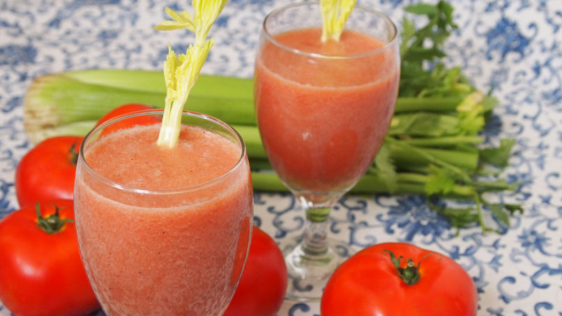 Refreshing Tomato Juice