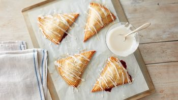 Triple Berry Chia Hand Pies