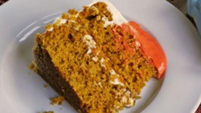 Easy Peasy Pumpkin Cake