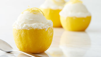 Limoncello Frozen Yogurt
