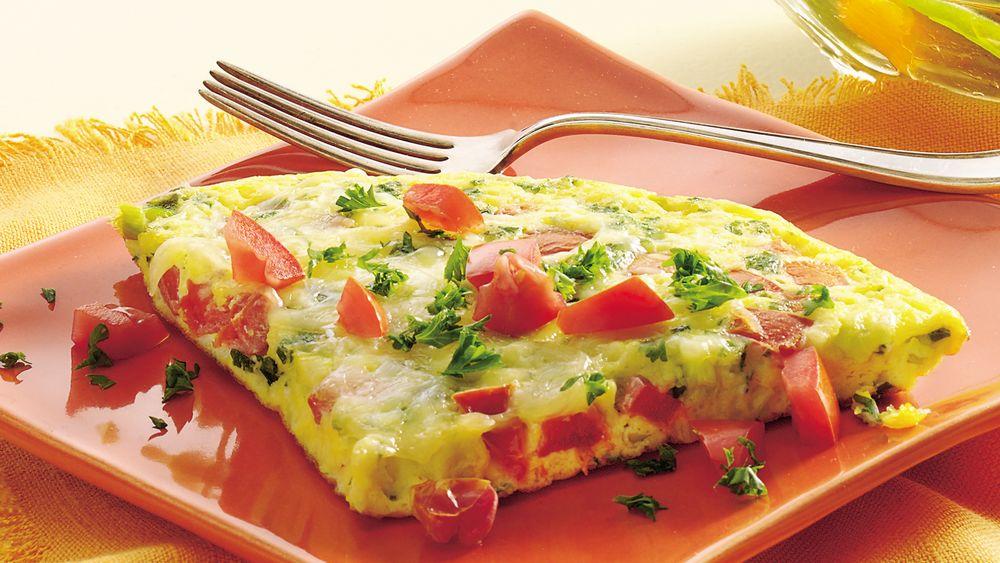 Italian Dinner Frittata
