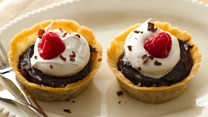 Gluten-Free Chocolate Tarts