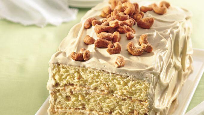 Cashew Lover's Cake