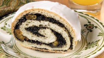 Poppy Seed Swirl Loaf