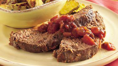 Tex-Mex Meatloaf