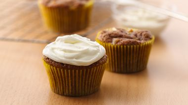 Applesauce Cupcakes with Browned Butter Frosting recipe ...