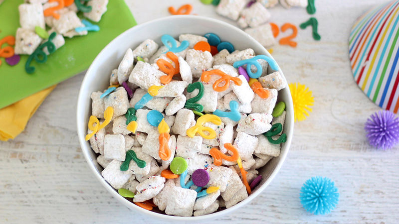 Birthday Chex™ Mix Snack