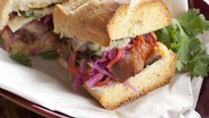 Pork Belly Banh Mi