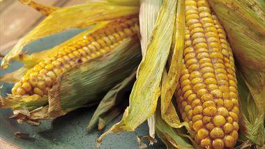 Grilled Cajun Corn