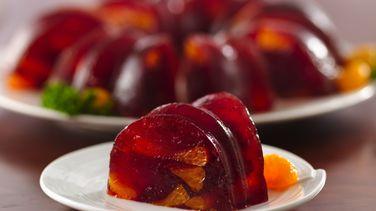 Easy Cranberry-Orange Mold