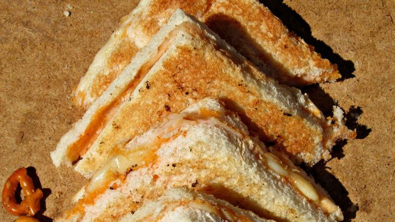 Sándwich Tostado Carlitos