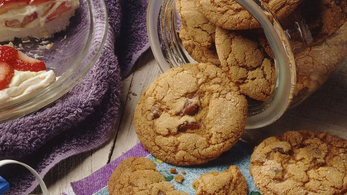 Three-Ginger Cookies