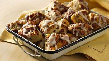 Easiest Ever Cinnamon Roll Bites