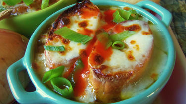 Zesty Onion Soup