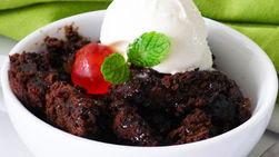 Pastel de Chocolate Mexicano en Olla de Cocción Lenta