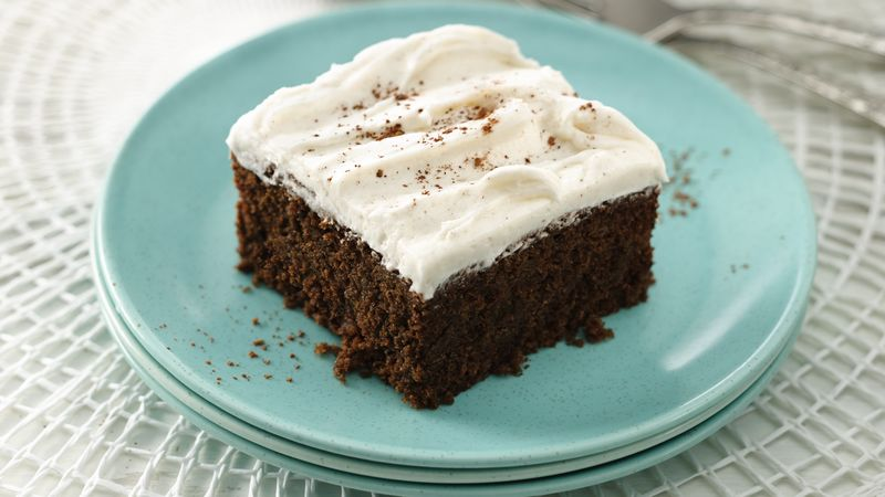 Spicy Mexican Brownie Cake