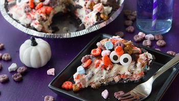 Monster Mash Marshmallow Pie