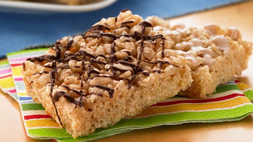 Cinnamon Crispy Treats