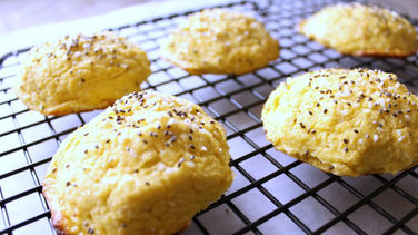 Cauliflower Bread Rolls