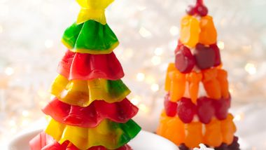 Fruit Flavored Snack Christmas Tree