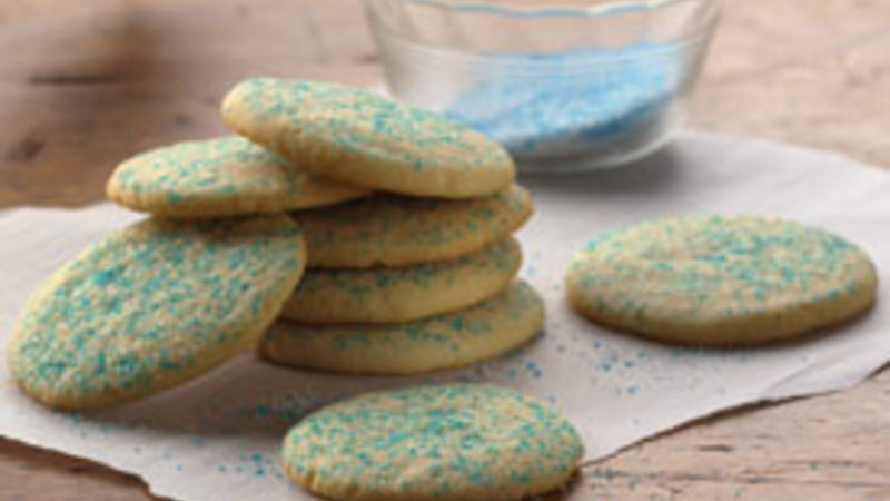 Best No-Roll Sugar Cookies