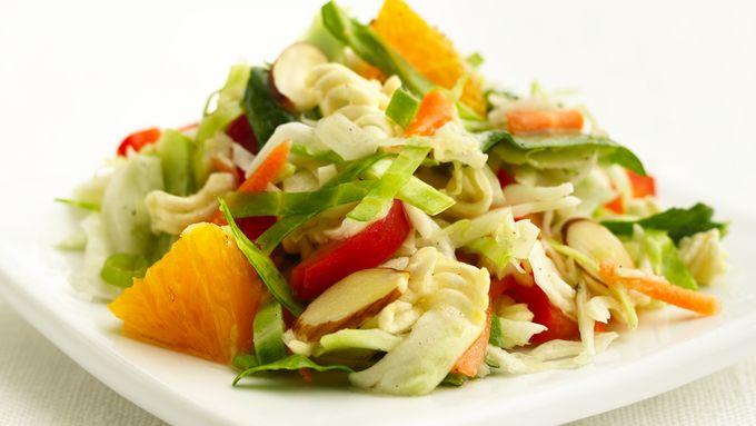 Skinny Crunchy Asian Salad