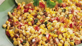 Smoky Ranchero Corn