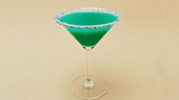 Pixie Stix™ Martini Cocktail