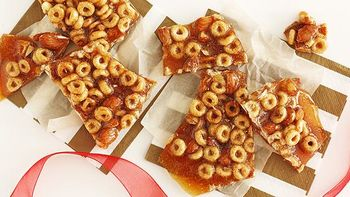 Honey Nut Cheerios™ Cinnamon Brittle