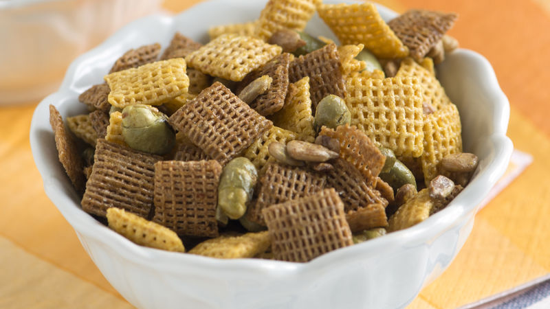 Sunny Sunflower Chex Mix