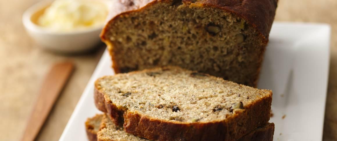 Banana Nut Bread recipe from Betty Crocker