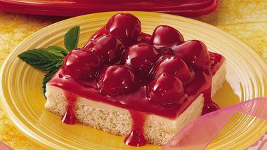 Cherry Cheesecake Dessert