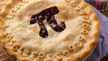 Triple Berry Pi Day Pie