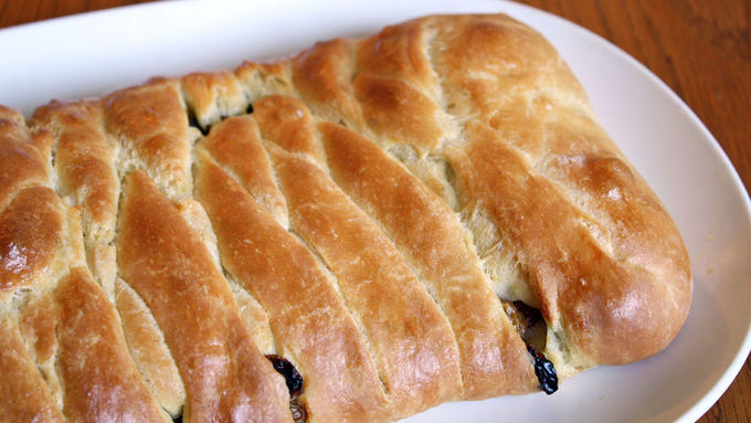 Sweet Raisin Bread