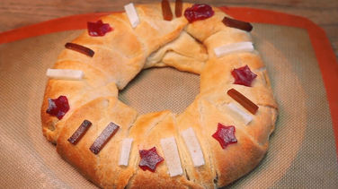 Three Kings' Bread