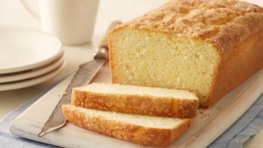 Easy Lemon Loaf