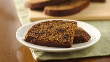 Brown Bread with Raisins