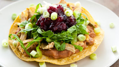 with cranberry chipotle sauce turkey salad sandwiches turkey cranberry ...