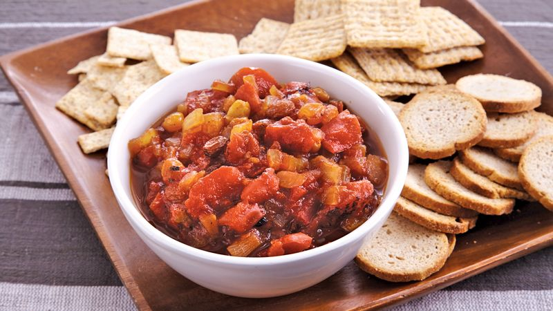 Slow-Cooker Tomato Chutney